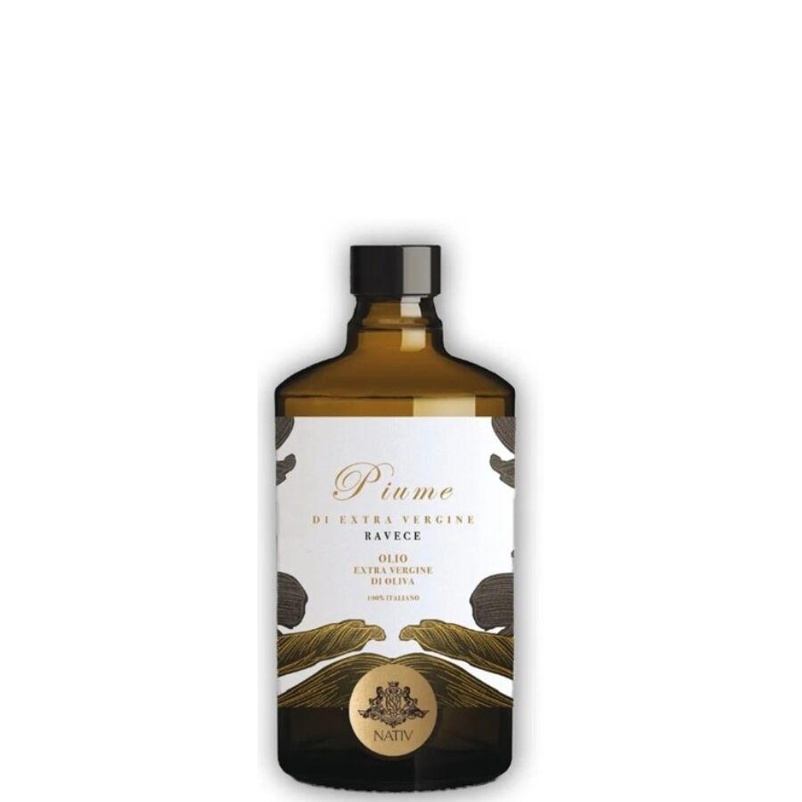 Nativ Piume Ravece Extra Szűz Olívaolaj (0,5l)