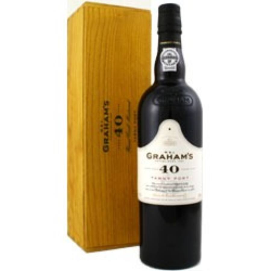 Graham's 30 year old Tawny  (0,75l)