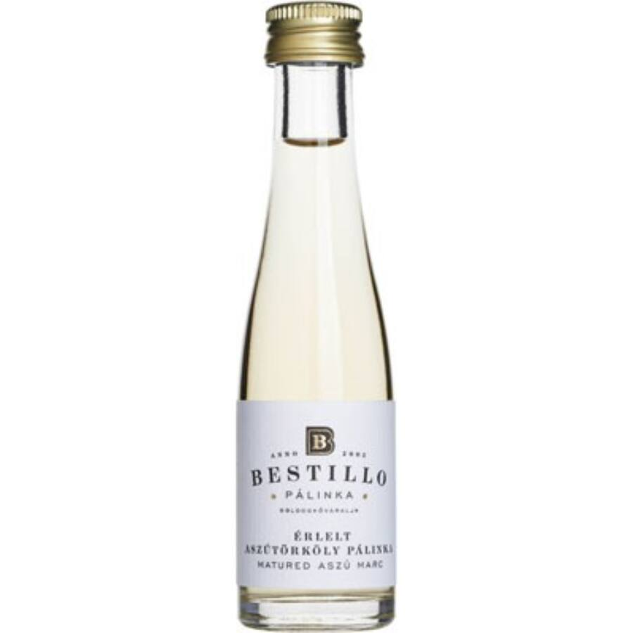 Bestillo (Érlelt) Aszútörköly Pálinka (0,03 l) Mini