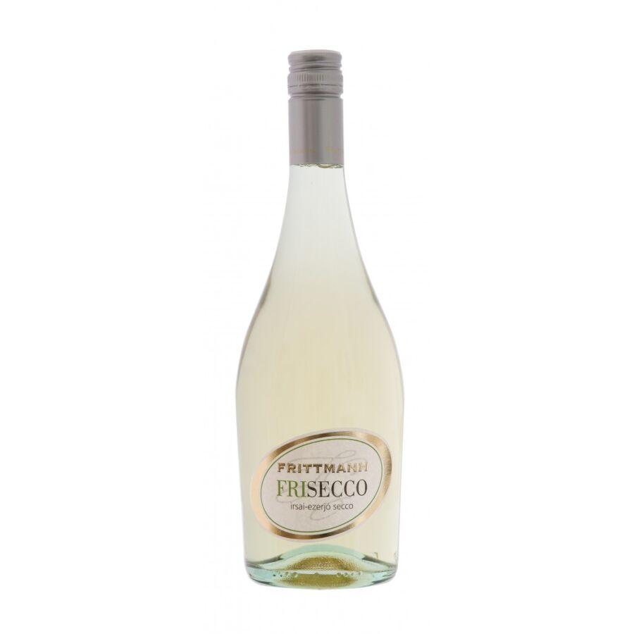 Frittmann Frisecco Irsai Olivér gyöngyözőbor
