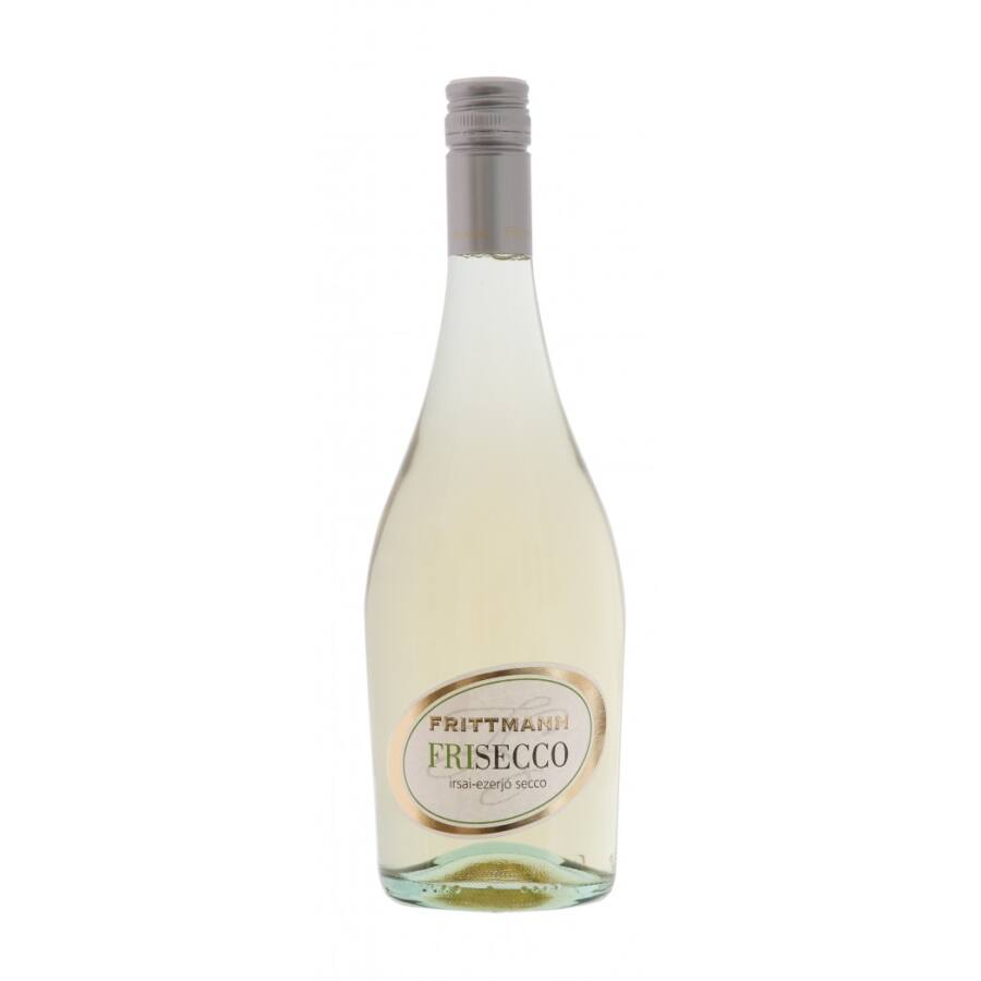 Frittmann Frisecco Irsai Olivér gyöngyözőbor (0,75l)