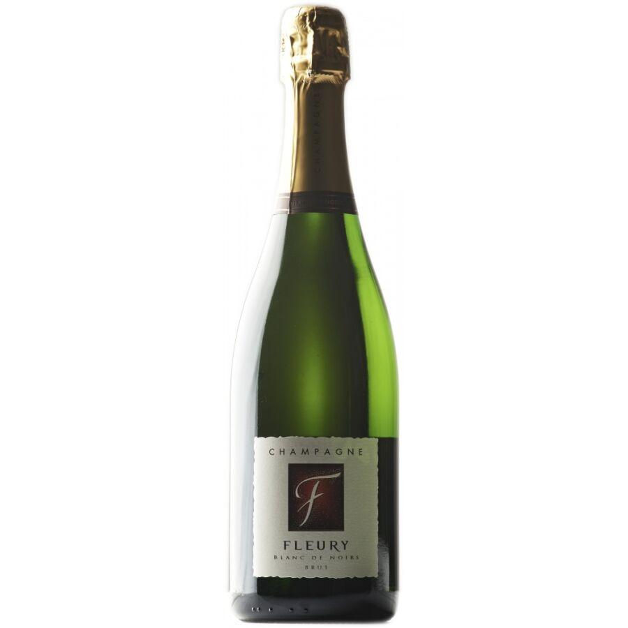 Champagne Fleury - Blanc de Noirs Brut (0,75l)