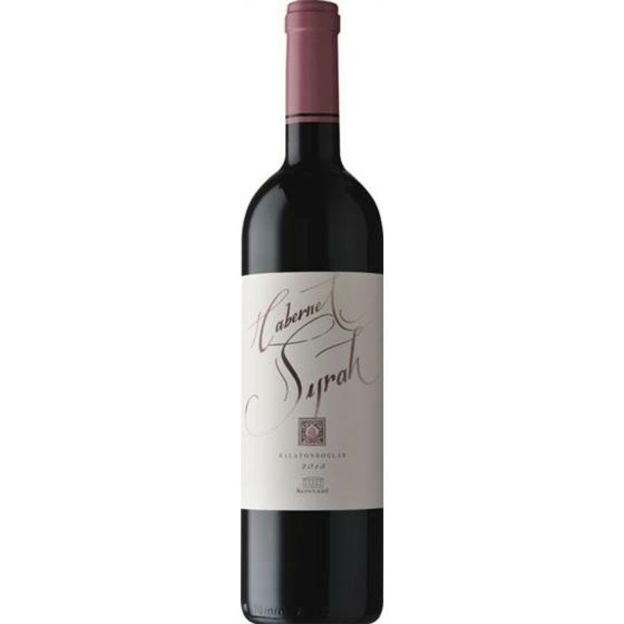 Konyári Cabernet Sauvignon - Syrah 2013 (0,75l)