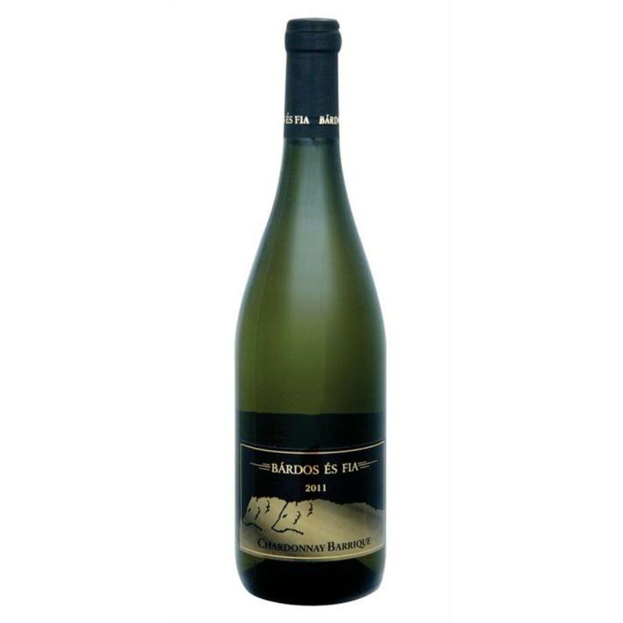 Bárdos Mártai Chardonnay barrique 2014 (0,75l)