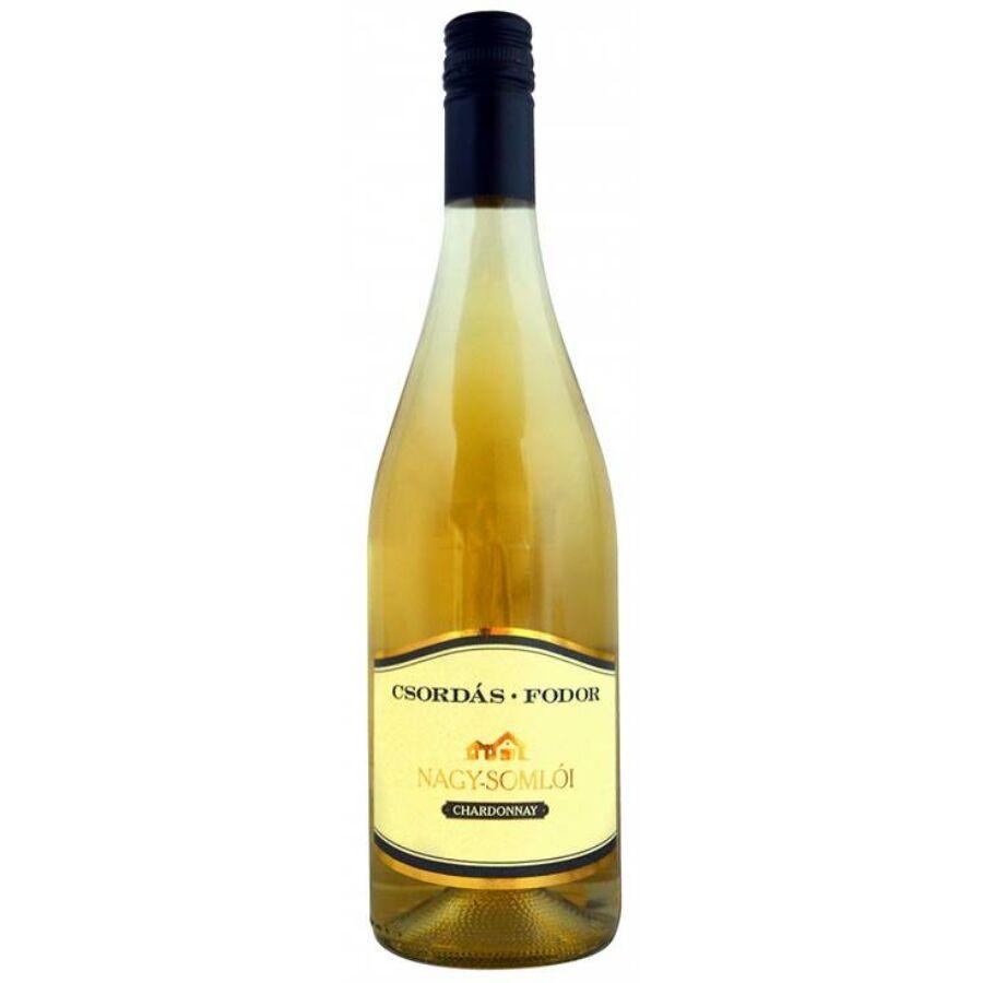 Csordás-Fodor Somlói Chardonnay 2015