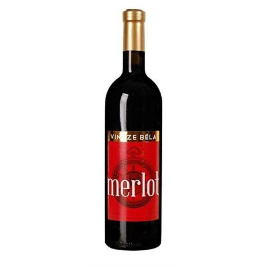 Vincze Béla Merlot 2013 (0,75l)