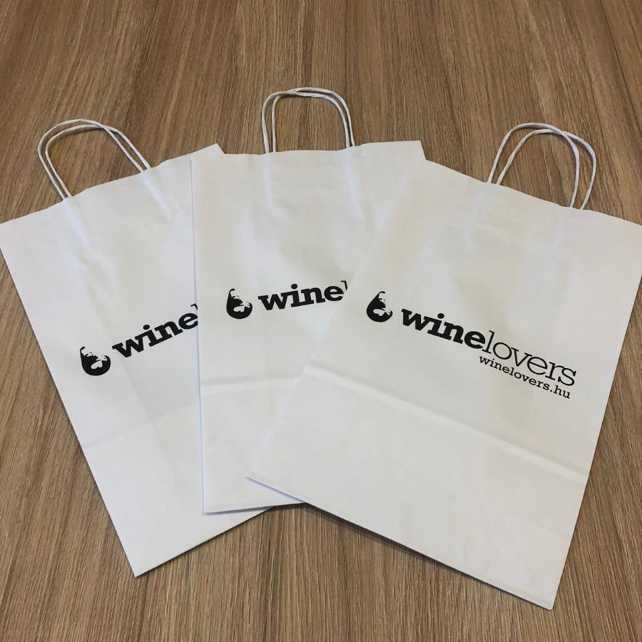 Winelovers Ajándéktáska
